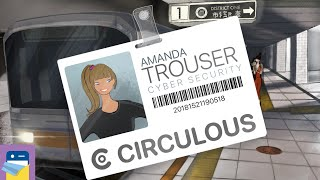 Circulous: Complete Walkthrough Guide & iOS Gameplay  (by Chain Reaction Games / Gary Gogis)