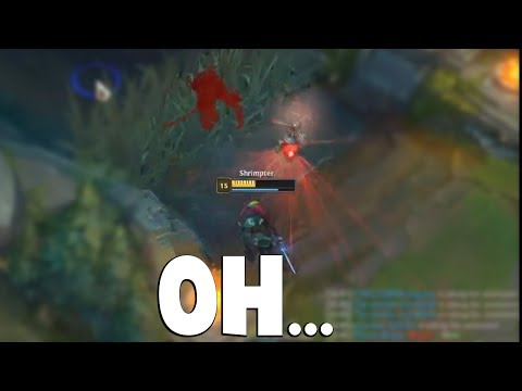 "Here's Why You Never Ask ""Where's Rengar?"" In League of Legends... 