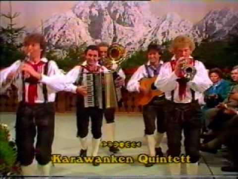 Orig. Alpenland Quintett - 1000 Kisses