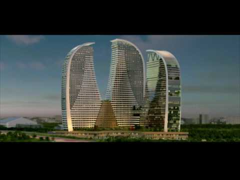 """SYMBOL"" İSTANBUL - 2012 / architectural animation, Tv Commercial"