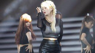 이설 댄스공연 l 청하 Snapping+BTS (방탄소년단) 작은것들을 위한 시 커버