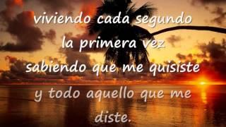 Aquello que me diste - Alejandro Sanz - (Lyrics) - hg