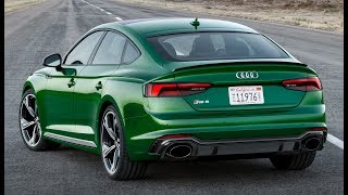 2019 Audi RS 5 Sportback - Design and Driving