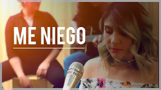 Baixar Me Niego - Reik ft. Ozuna, Wisin | Gret Rocha Cover