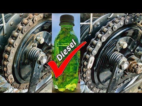 How To Clean Bike Chain.