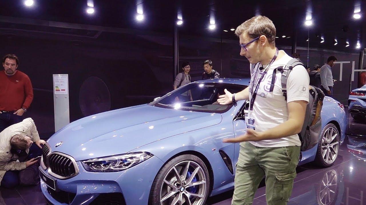 ВОТ ТАКИЕ БМВ МЫ ЛЮБИМ – Обзор BMW 850 (G15) и BMW Z4 (G29)