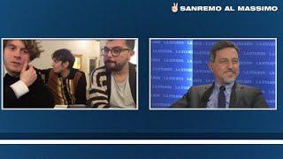 Sanremo 2021, Lo Stato Sociale: