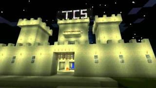 Minecraft: Building a Sandcastle Trailer!