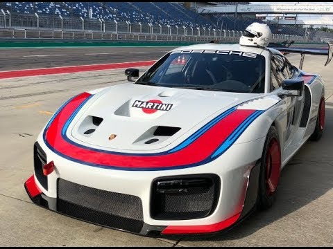 Porsche 935, GT2RS und Cayman GT4. Tracktest mit Tim Schrick