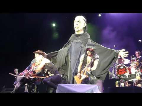 Feed My Frankenstein Alice Cooper@York PA Fair 9718