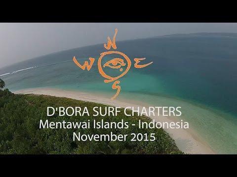 D'Bora Mentawai Surf Charter - November 2015