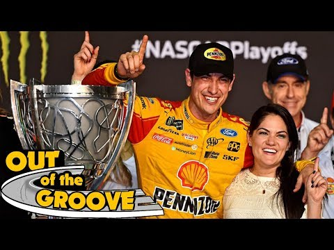 Joey Logano is a Legitimate Champion | Out of the Groove