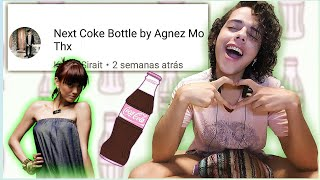 Baixar AGNEZ MO - Coke Bottle ft. Timbaland, T.I. React/Reaction   Colornicornio