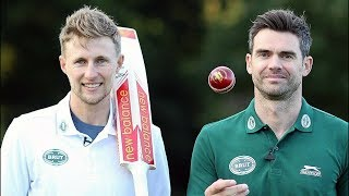 Jimmy Anderson vs Joe Root | Team Jimmy vs Team Joe | Big BRUT Bash | Highlights