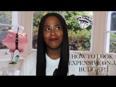 HOW TO LOOK CHIC, CLASSY & PUT TOGETHER ON A BUDGET | AFFORDABLE TIPS | INSPIRED BY IDA |