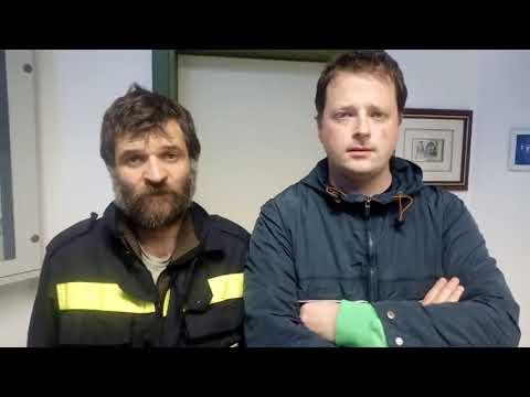 Emergenza maltempo, il punto sul Vanoi con sindaco Albert Rattin e Comte Vvf Walter Orsingher