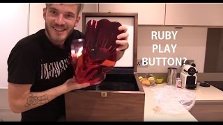 PewDiePie Mendapat Ruby Play Button di 50 Juta Subscribers kemudian Dijual di Ebay?