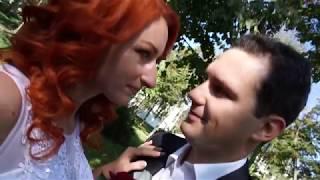 Свадебный клип. День  Анны и Петра