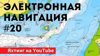 Электронная навигация Лекция 20 Школа яхтинга IYT Яхтинг для начинающих