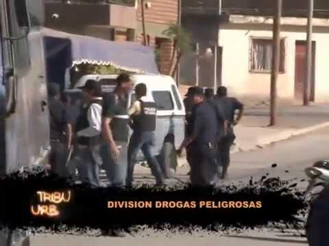 Allanamiento - Division Drogas Peligrosas