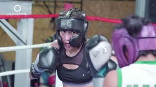 Yokasta Valle - Previo pelea titulo mundial
