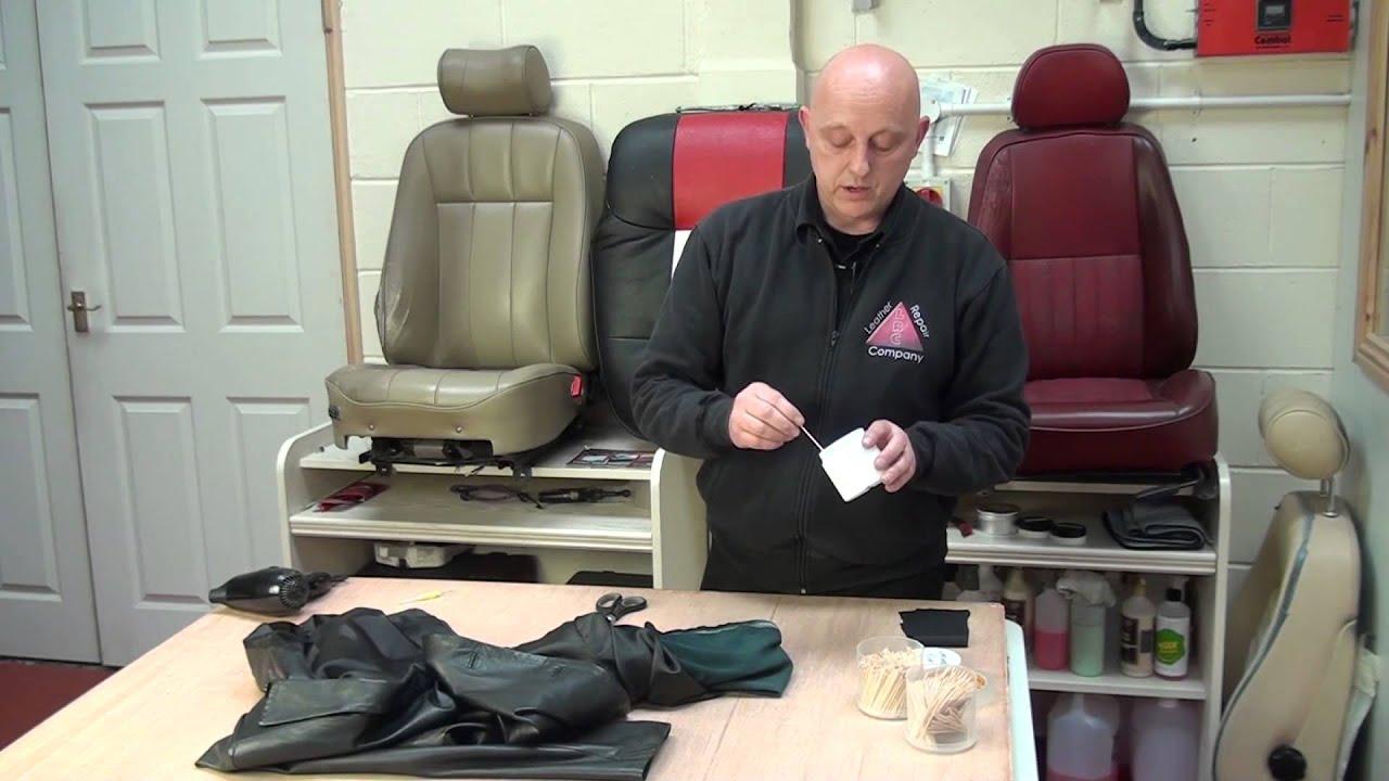 Leather jacket repair kit - Leather Jacket Repair Kit 3