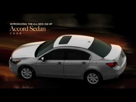 Honda Accord Sedan Interactive Tour Video