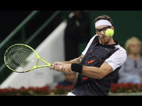 Jurgen Melzer vs Andy Murray xxonMobil Open 2017 - Jurgen Melzer vs Andy Murray