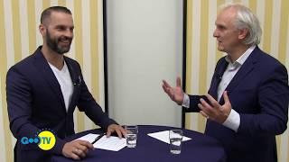 In gesprek met Pieter Broertjes, burgemeester van Hilversum 11-09-2019