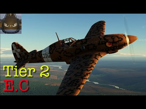 War Thunder SIM - Mc 202 with Red, Dave and Dave