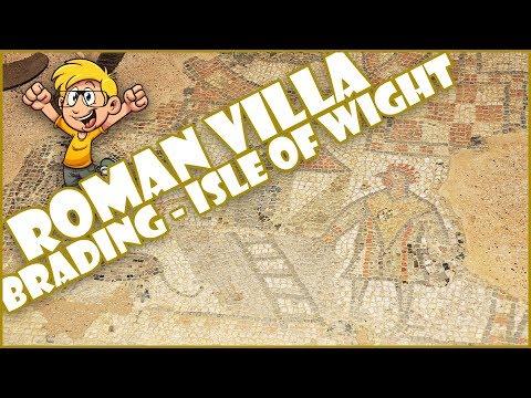 BRADING ROMAN VILLA | TALK AND INFORMATION