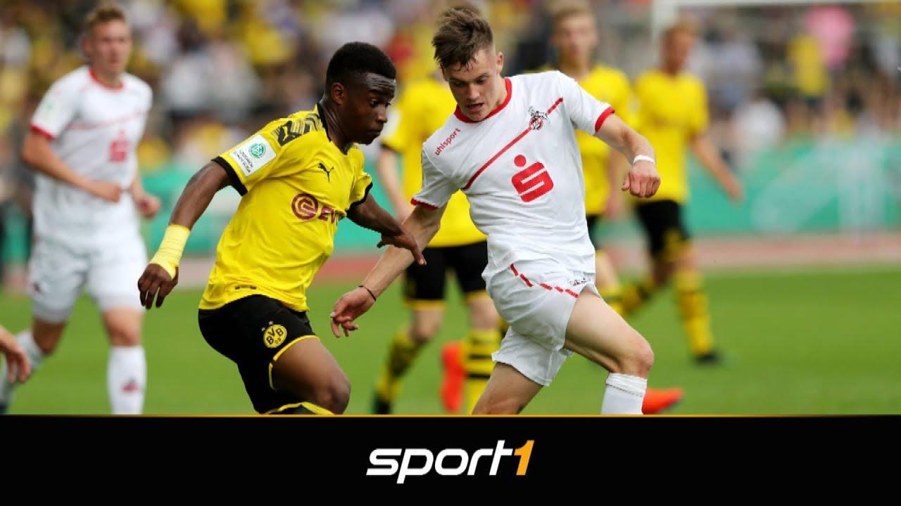 Neue Regel: Moukoko vielleicht schon bald in der Bundesliga | SPORT1 - DER TAG