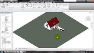 Revit Architecture - Lekcja 17 - Teren