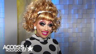Bianca Del Rio On Her Relationship With RuPaul | Access Hollywood