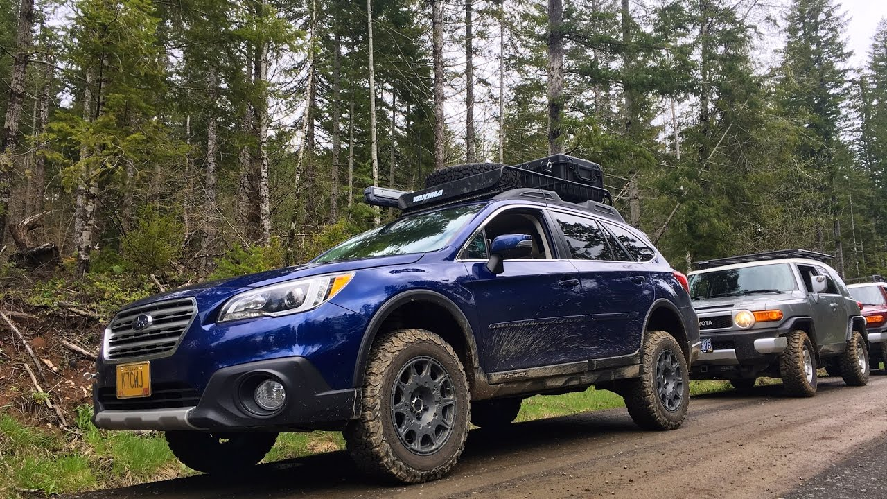 Lifted Subaru Crosstrek >> Lifted 2016 Outback 3.6R FOR SALE - YouTube