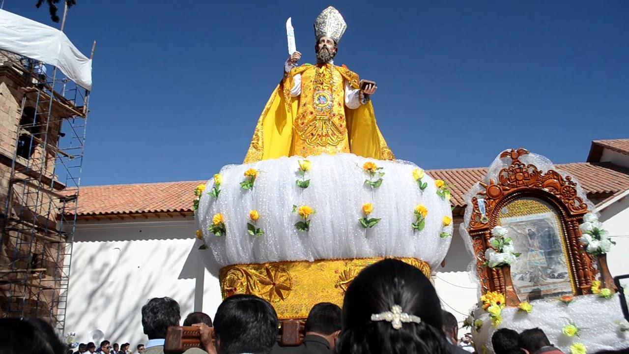 fiesta de San Bartolomé - Canchis Tinta
