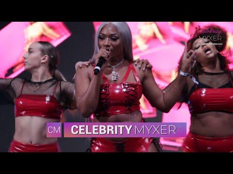 Megan Thee Stallion Hot Girl, Cash Shit & Simon Says Live Performance