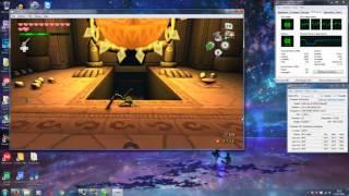 Zelda Wind Waker HD WiiU - CEMU Mirror Shield light reflection problem