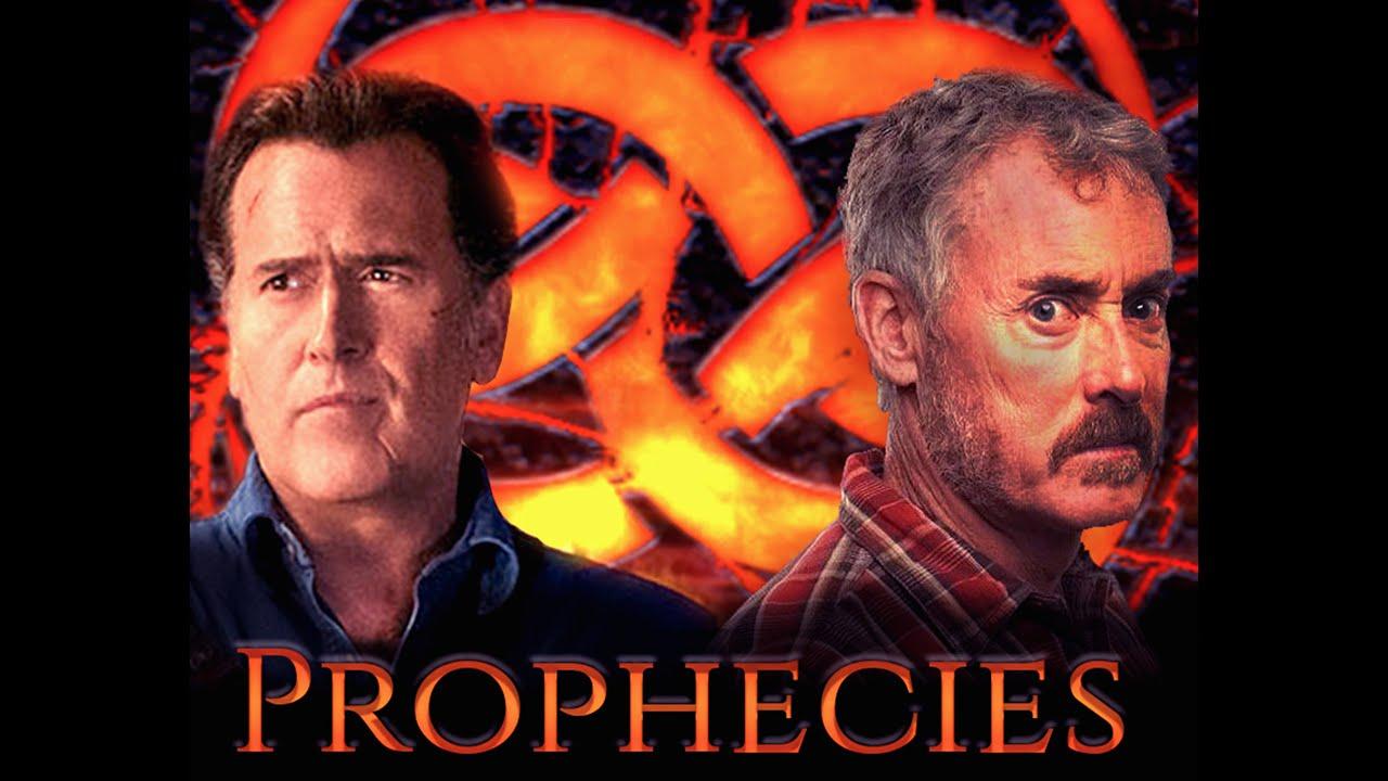 Download Prophecies: A Stan Against Evil Ash Versus Evil Dead Crossover Episode 2