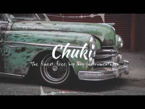 'Vintage' Real Chill Old School Hip Hop Instrumentals Rap Beat | Chuki Beats