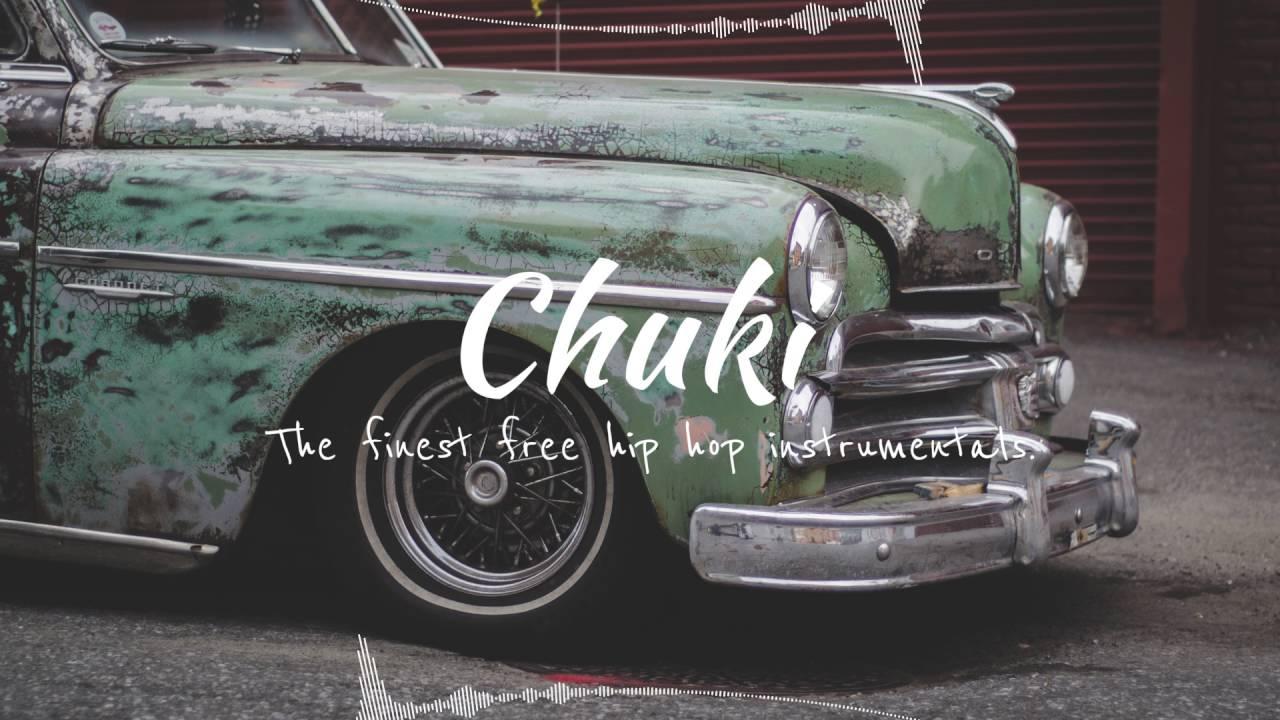 'Vintage' Real Chill Old School Hip Hop Instrumentals Rap Beat | Chuki Beats