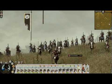 Shogun 2 Total War: Chosokabe Campaign Part 23 - Capture Kyoto!