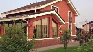 Из серии работ №4   Остекление дома (Пластиковые окна и двери)(, 2013-07-18T10:47:39.000Z)