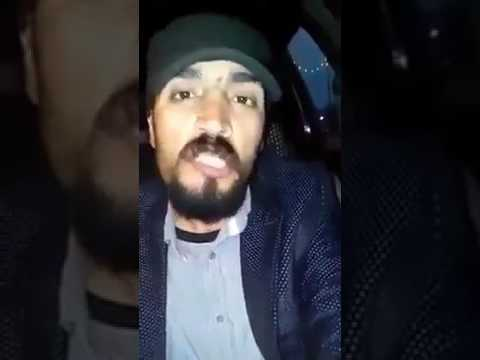 Brave Iranian speaks out against Islamic Regime in IRAN