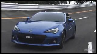 Тест-драйв 2013 Subaru BRZ