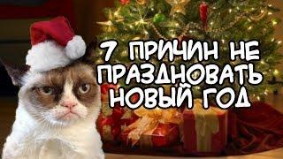 видео Как отпраздновать Новый год в одиночестве? («ВК» №52)