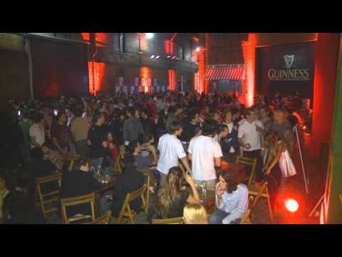 Smirnoff Nightlife Exchange - Buenos Aires - 27 Noviembre 2010