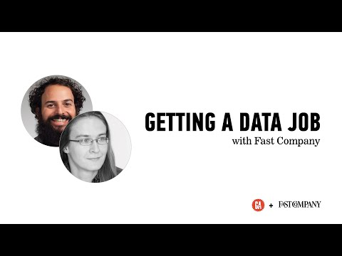 How to Get a Job in Data
