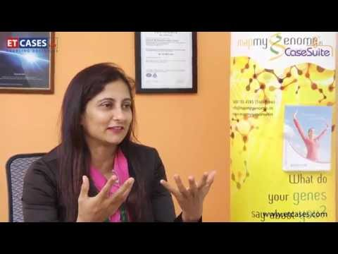 ET CASES CASE SUITE with ANU ACHARYA, Founder & CEO, Mapmygenome.in - II