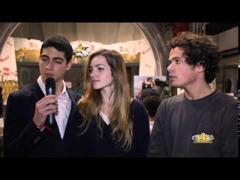 Carmine Buschini, Aurora Ruffino e Brando Pacitto - intervista Braccialetti Rossi 2 - RB Casting
